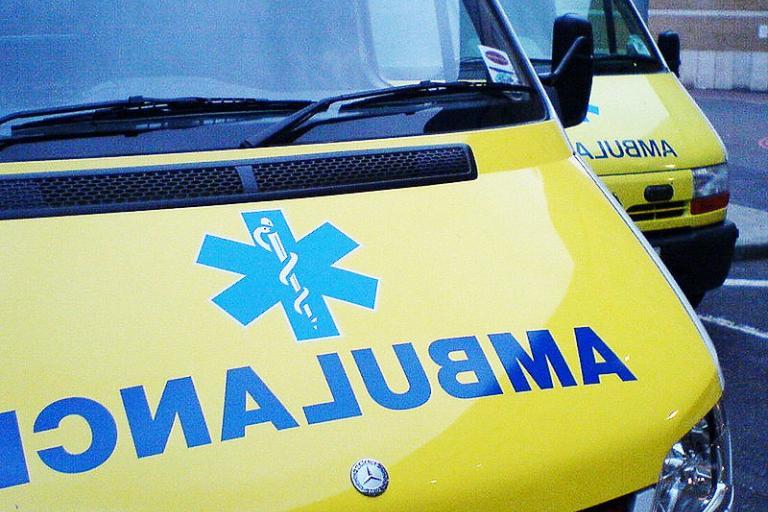Ambulance bonnet (http://flickr.com/photos/gwire gwire)