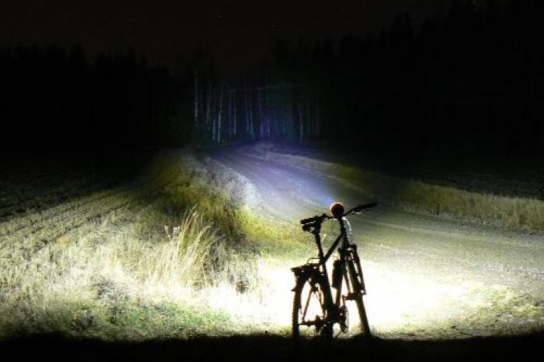 Bike light super bright