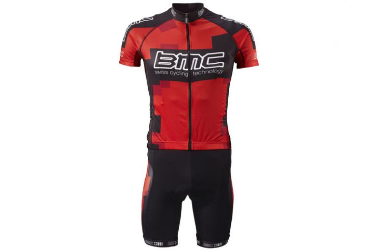 BMC team kit schwag