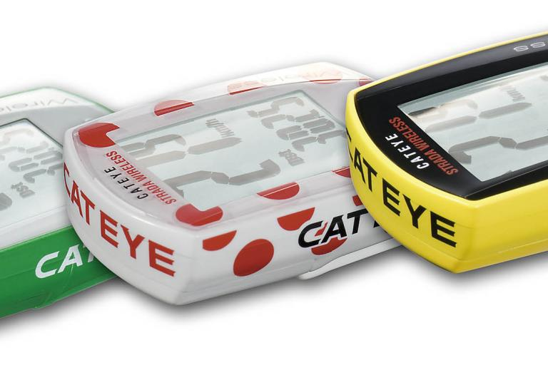 Cateye Strada jersey themed computers x3
