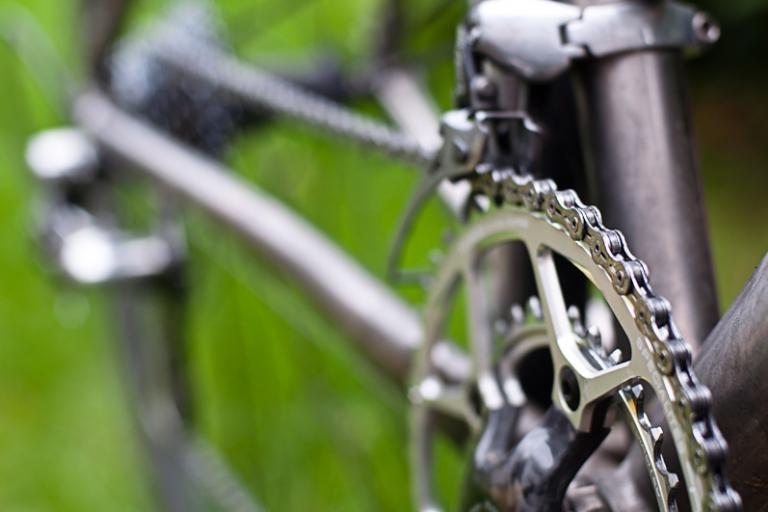 Chainrings (photo: Martin Thomas)