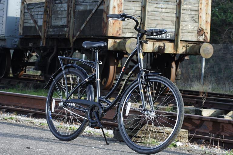 Kona Africabike full bike