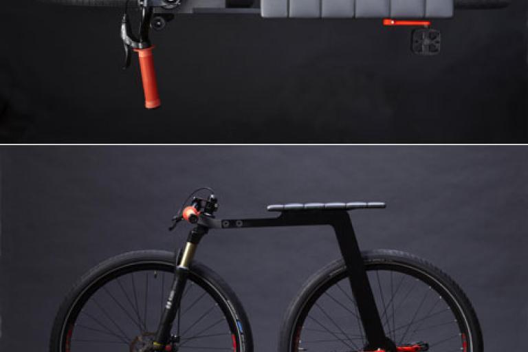 Jruiter urban bike