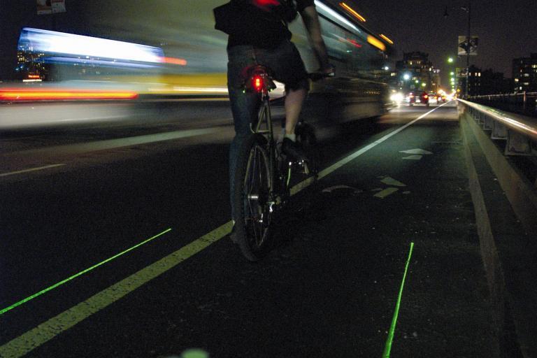 Light lane proof of concept