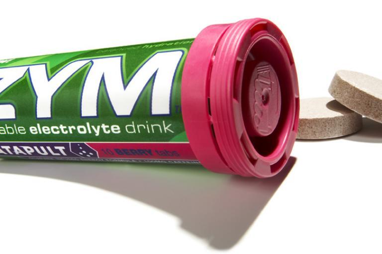 Zym Catapult electrolyte tablets