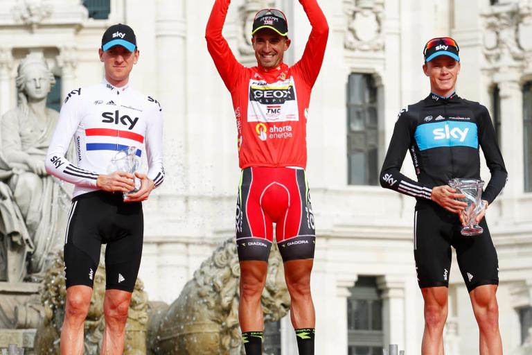 Wiggins, Cobo and Froome on Vuelta podium (copyright Tour of Spain/Graham Watson).jpg