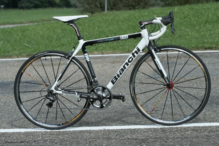 Bianchi 928 Carbon T Cube - full bike