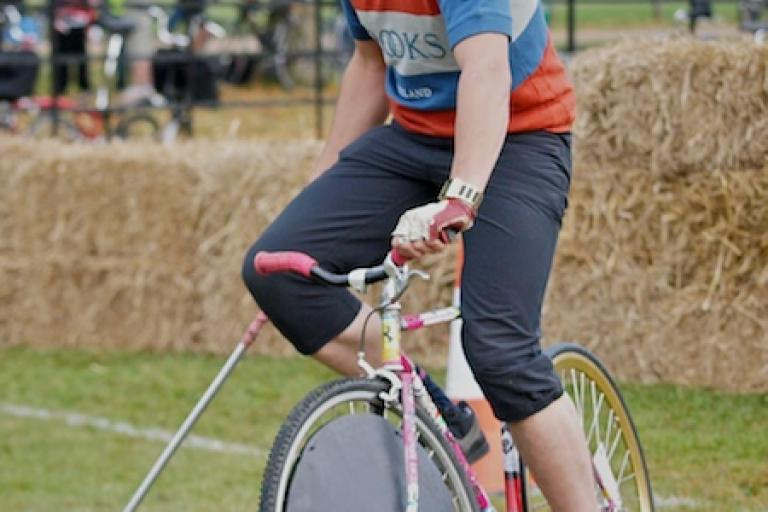Bike Blenheim Palace Bicycle Polo 2