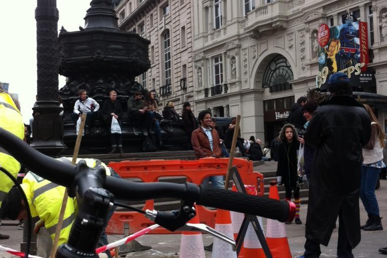 London ride