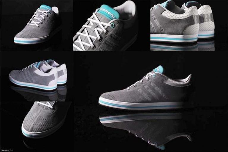 Adidas Bianchi trainers