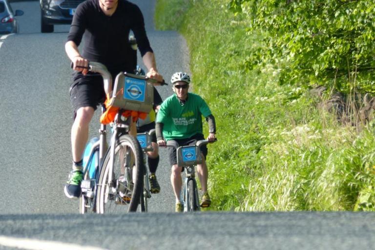 Boris v Le Tour 06 picture credit Lewis Baguley #BORISvLeTour