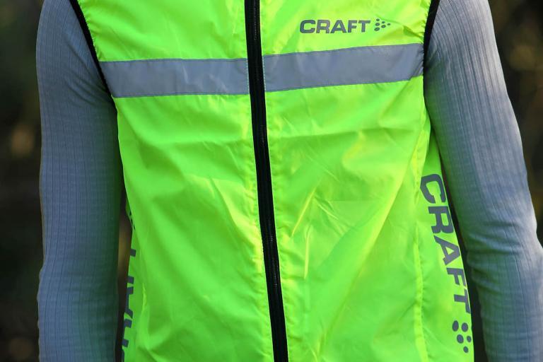 Craft Active Run Safety Vest