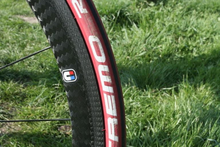 Cube Litening Schwalbe Ultremo tyres