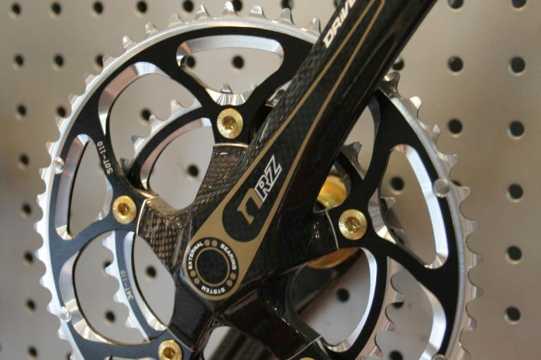 Driven RZ chainset
