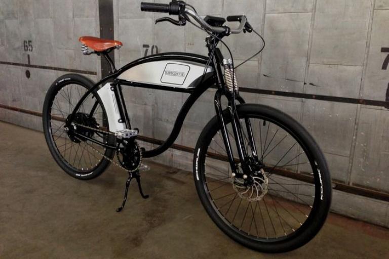 Derringer electric bike 1