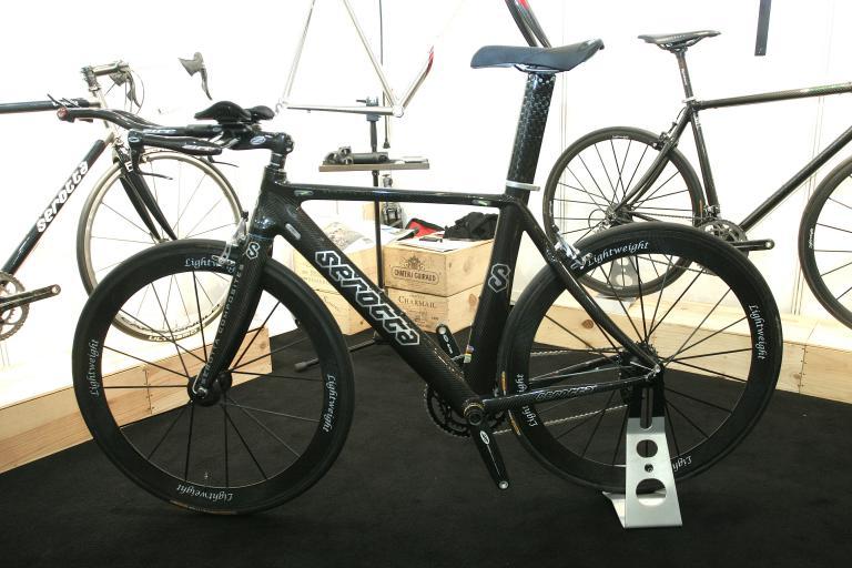 Serotta Meivici AE TT bike - full bike