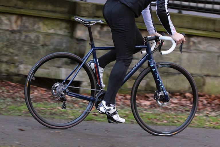 Mason Cycles Resolution - riding 1