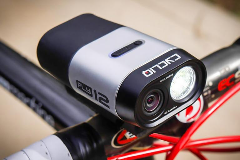 fly12 light and camera