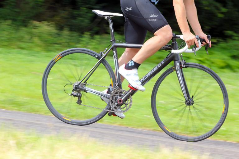Fondriest TFZero - riding 1
