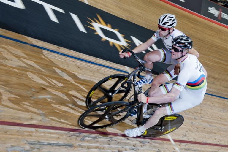 Foto Velo Drome Tennant and Clancy ©Crankphoto.co.uk