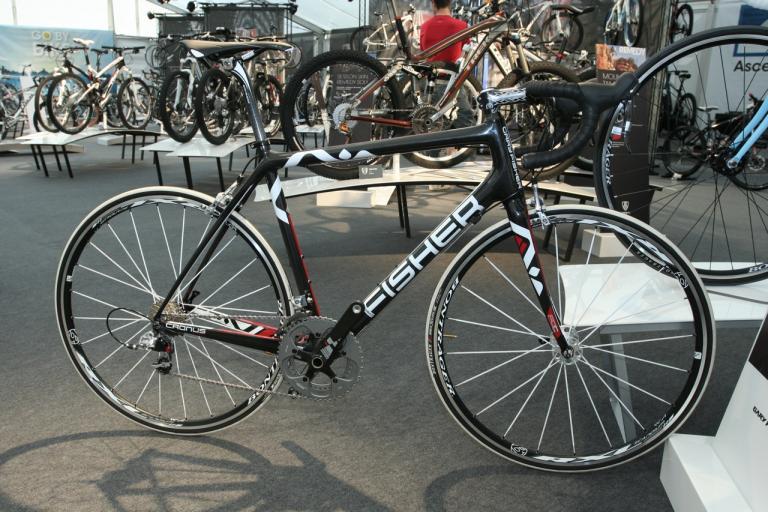 Gary Fisher Cronus Ultimate 2010 - full bike