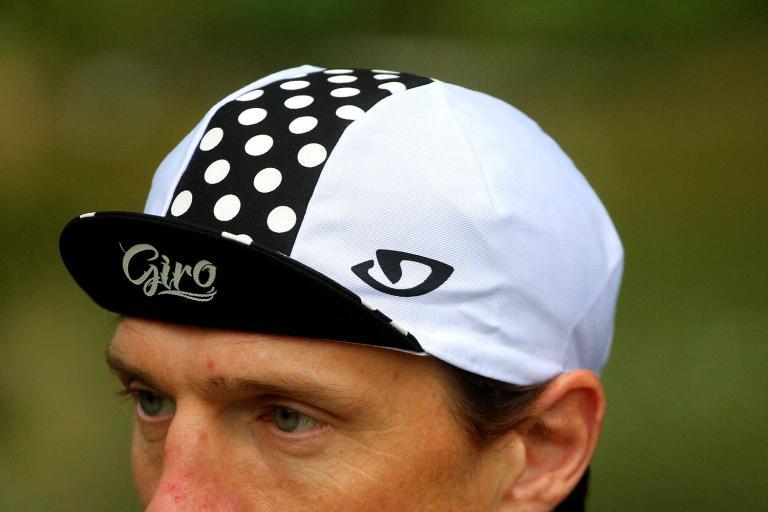 Giro Classic Cotton Cap - peak up