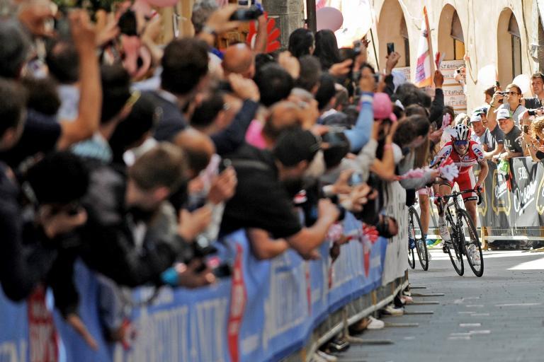 Giro 2012 S10 Rodriguez (Fabio Ferrari - LaPresse - RCS Sport)