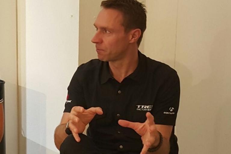 7ce3ef9da Jens Voigt speaking to roadcc
