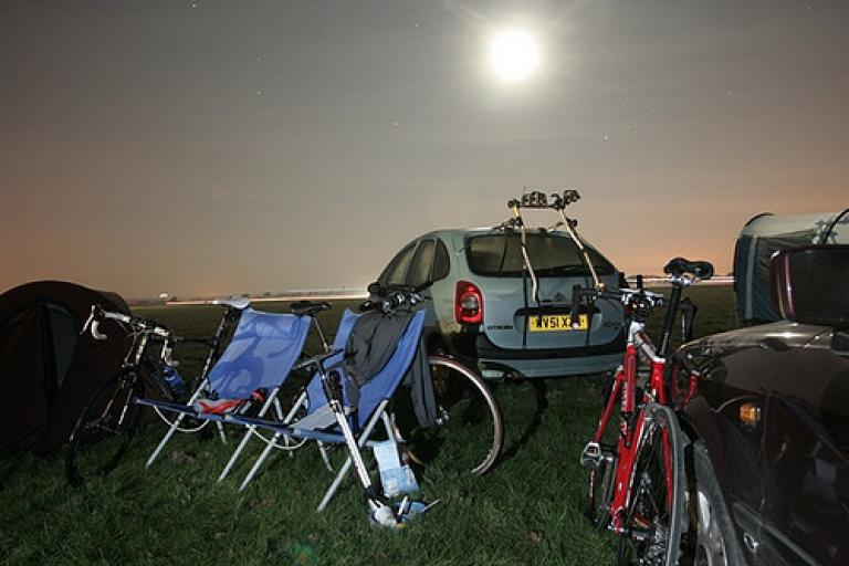 Jole Rider 12hr - That's the moon...