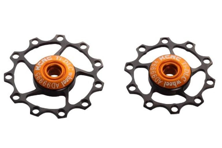 KCNC jockey wheels