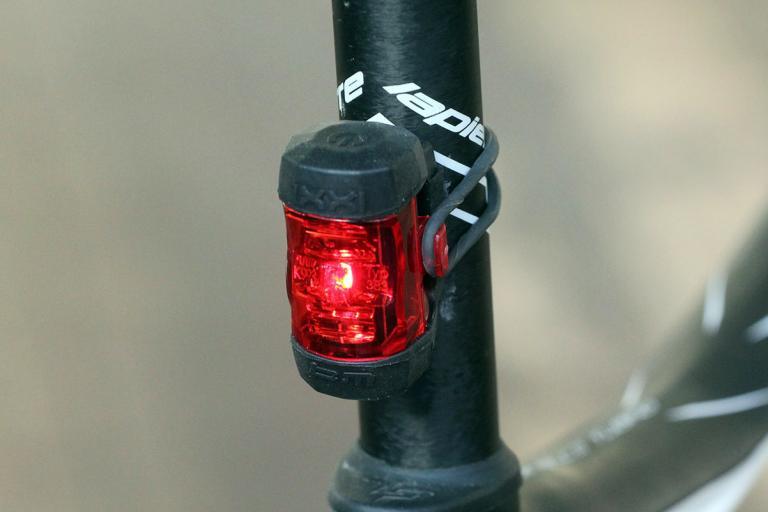 Busch and Muller IXXI rear light