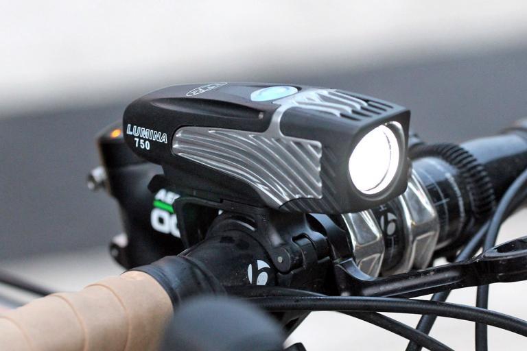 NiteRider Lumina 750 front light