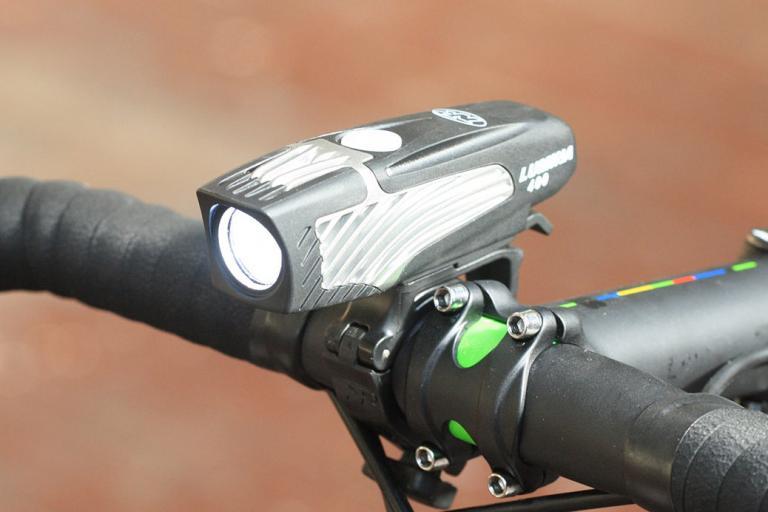 Niterider Lumina 400 front light