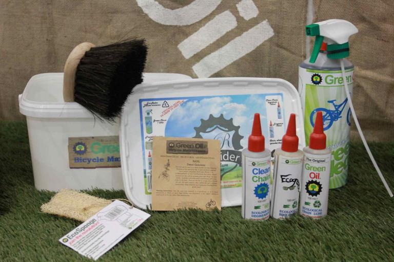 Green Oil Eco Rider kit
