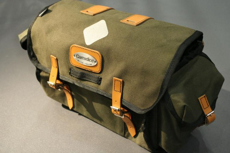 Carradice Nelson saddle bag