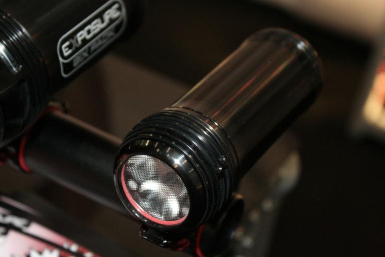 Exposure dynamo system - light in Toro body