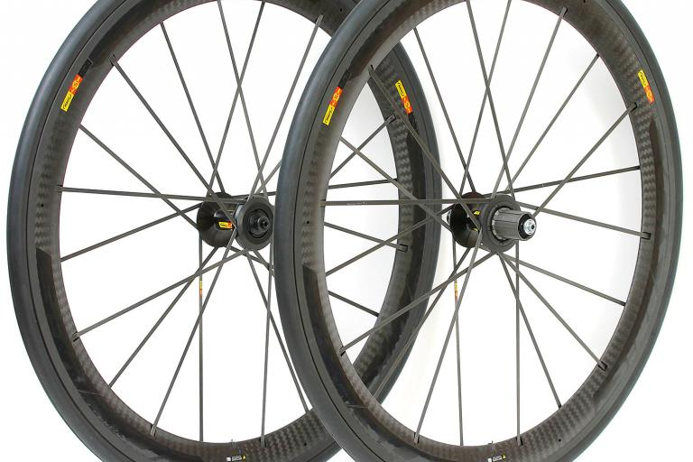 Mavic Cosmic Carbon SLR wheelset