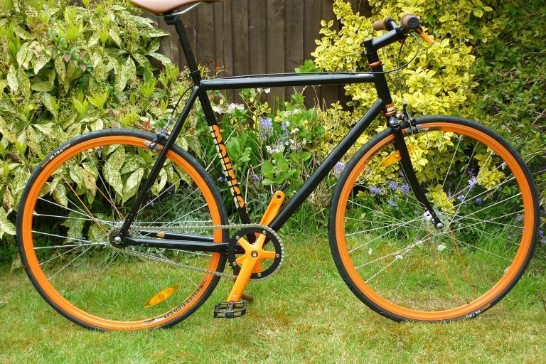 Mongoose Maurice - full bike