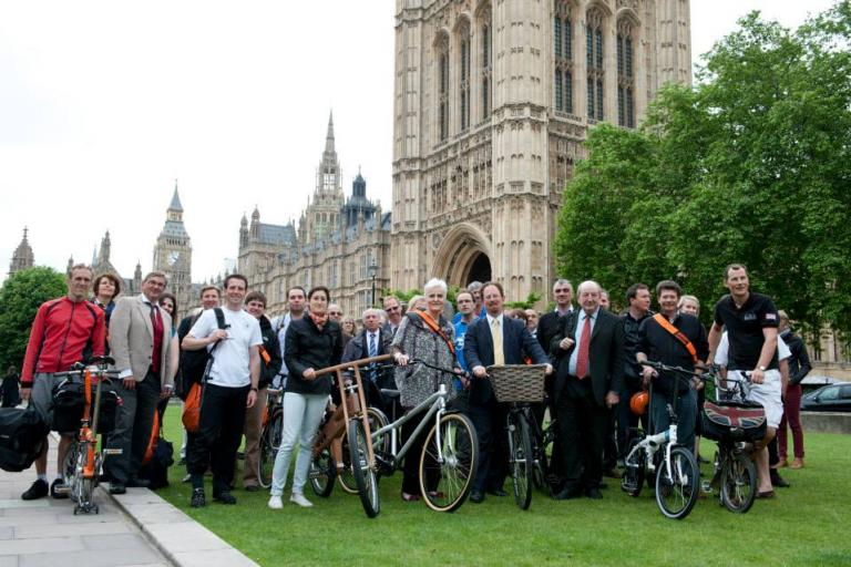 2013 Bike Week Launch