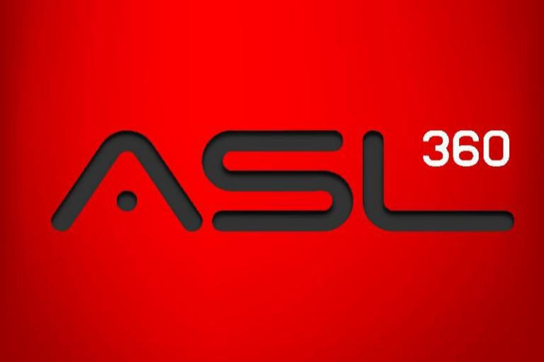 ASL360 logo