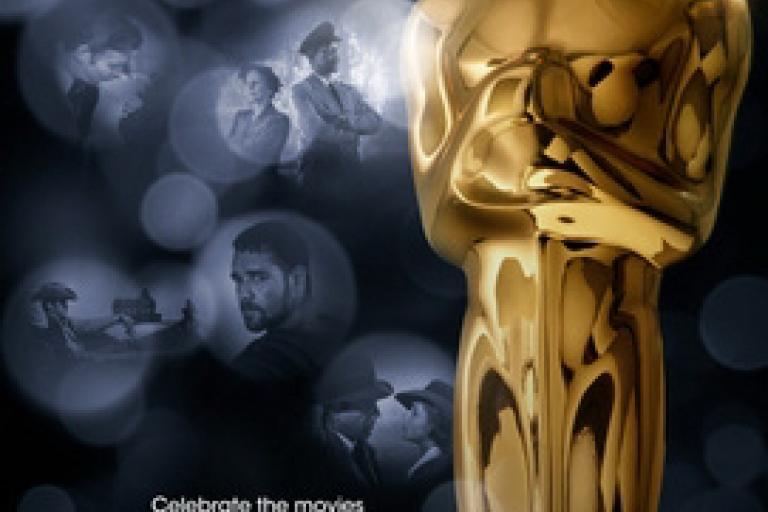 Academy Awards 2012 poster
