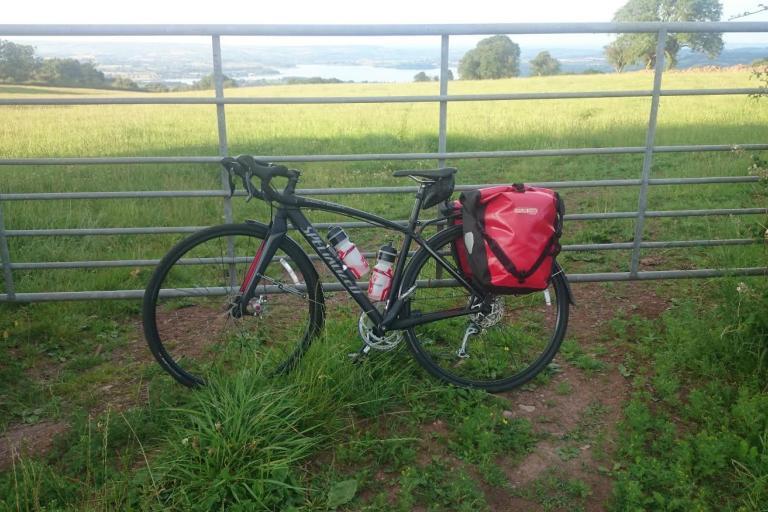 Amy Slack stolen bike