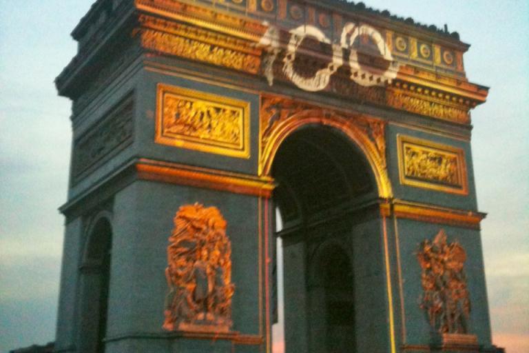 Arc de Triomphe TDF 100 (c Simon MacMichael)