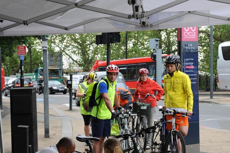 Barclays Bike Clinic
