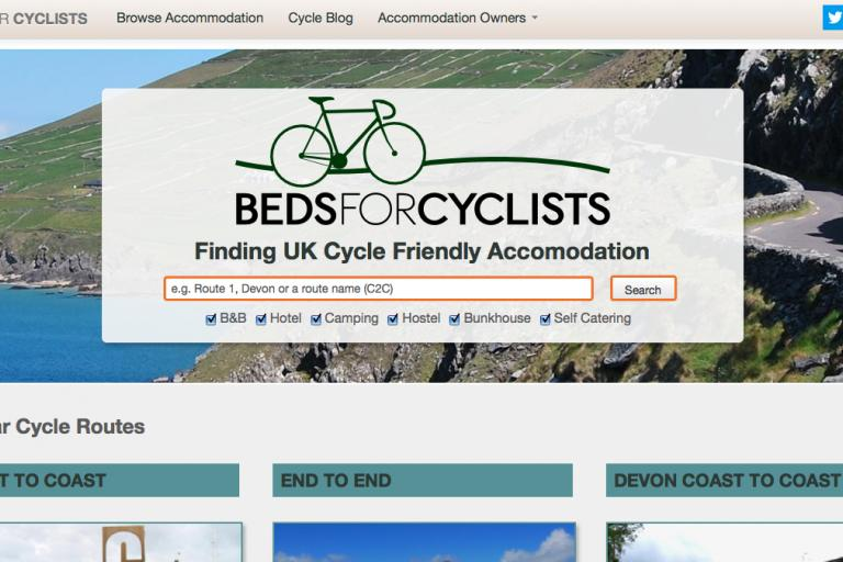 Beds for Cyclists