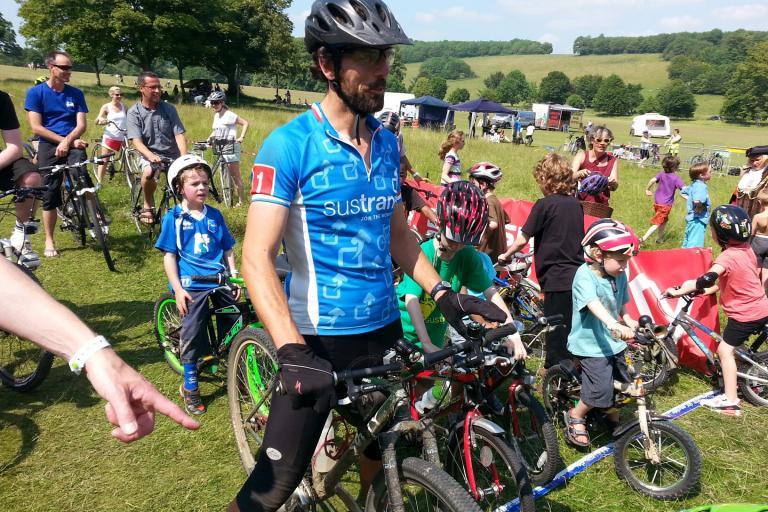 Ben Sharratt BikeStock 2013