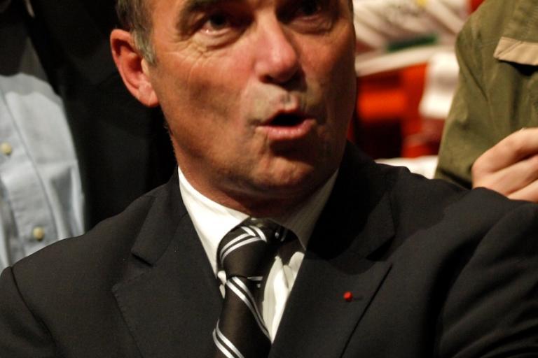 Bernard Hinault 2011 TDF launch