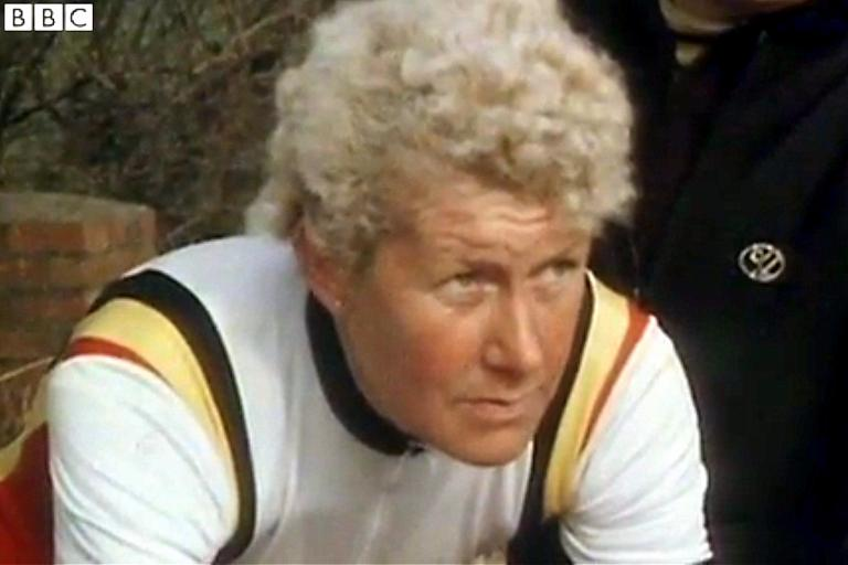 Beryl Burton screenshot (BBC)