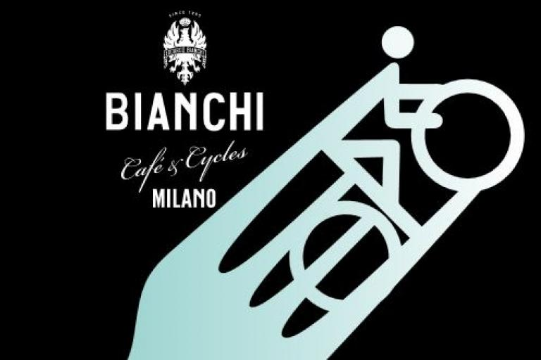 Bianchi Cafe and Cycles Milano logo