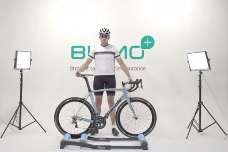 Bianchi and Bikmo Plus YouuTube still